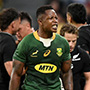 South Africa vs. New Zealand, Saturday 2 October 12:05