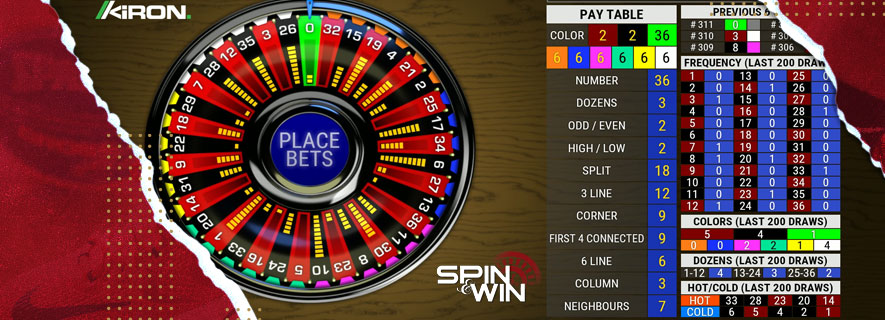 Spin and Win!