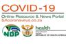 COVID-19 SA Portal