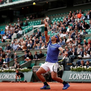 Nadal to continue progress